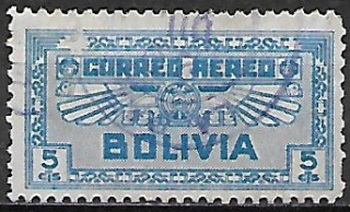 Bolívie u Mi 212