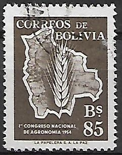 Bolívie u Mi 543